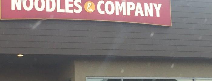 Noodles & Company is one of Lieux qui ont plu à Ryan.