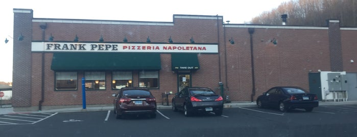 Frank Pepe Pizzeria Napoletana is one of Tonight West - All Potentials.