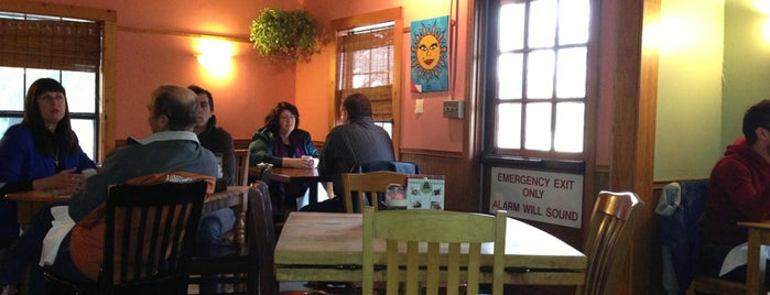 Kerbey Lane Café is one of Dog Friendly Restaurants.