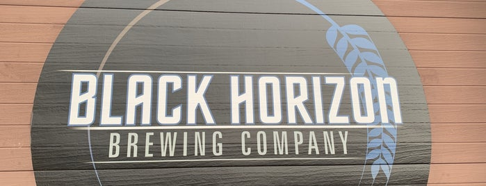 Black Horizon Brewery is one of ICBG Passport 2019.