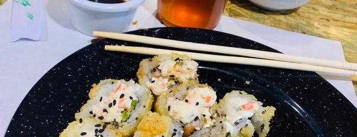 Mo Ji Sushi is one of Jose Felipeさんのお気に入りスポット.