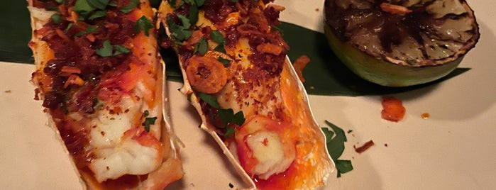 The Bungalow Kitchen Belmont Shore is one of Tempat yang Disukai Dan.