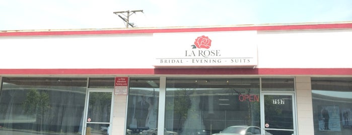 La Rose Alterations is one of Dan 님이 좋아한 장소.