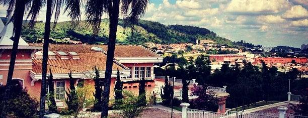 Espaço Monte Castelo is one of Lari'nin Beğendiği Mekanlar.