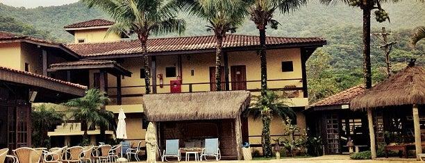 Hotel Pousada dos Condes is one of Tempat yang Disukai Evellyn.