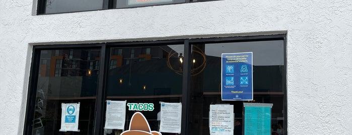 Tacos El Patron is one of San Fran.