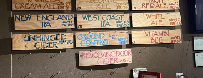 Red Door Brewing Co. is one of To try.