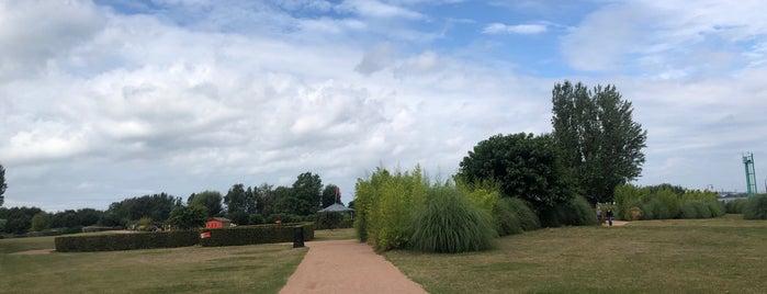 Jardin des Personnalités is one of Normandie Trip.
