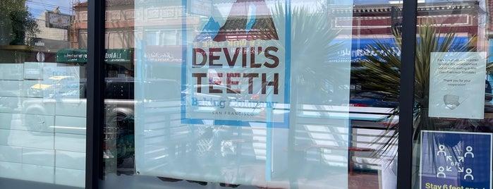 Devil's Teeth Baking Company is one of SF Midweek Breakfast.