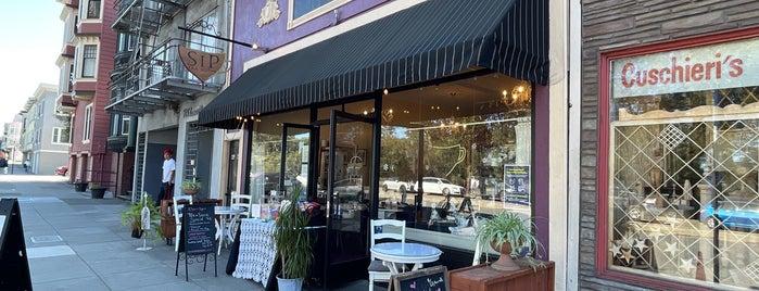 Sip Tea Room is one of SF.