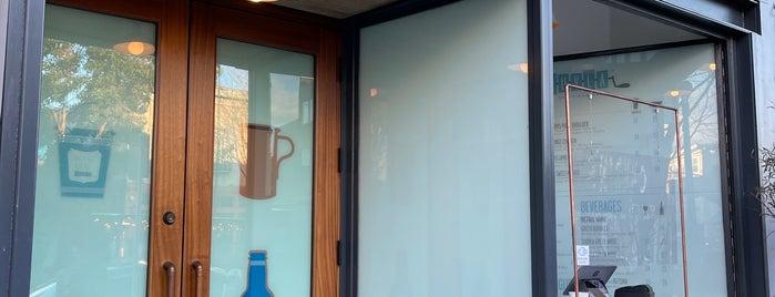 Souvla is one of SF food, booze, and artisinal coffee.