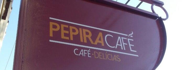 Pepira Café is one of Locais curtidos por Maria Cristina.