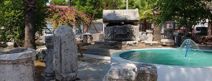 Fethiye Arkeoloji Müzesi is one of Fethiye & Ölüdeniz & Göcek.