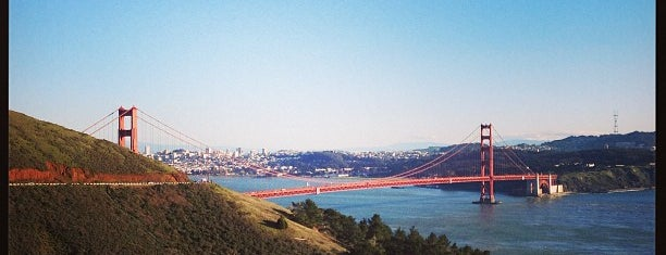 Marin Headlands is one of Scenic Spots in SF:.