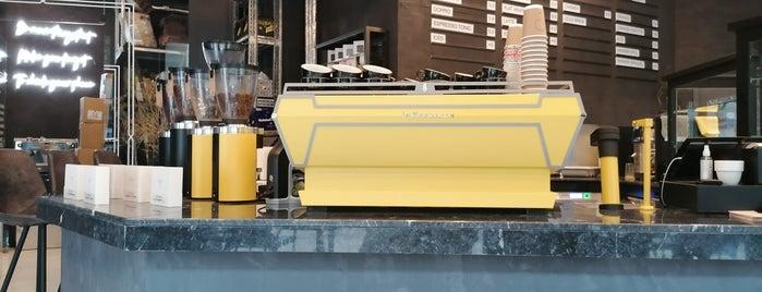 cebe COFFEE ROASTERS is one of B-city.