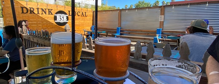 Backstreet Brewery is one of LA.