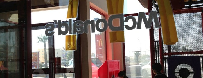 McDonald's is one of Spain.
