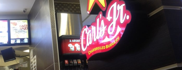 Carl's Jr. is one of İstanbul.