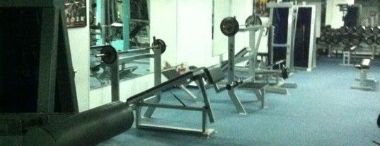Lider Fitness is one of Locais curtidos por 🔱Neşe Arash Öz🔱.