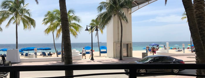 Burlock Coast Seafare & Spirits is one of Miami.