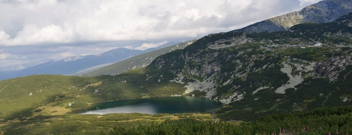Долното езеро (The Lower lake) is one of Lieux qui ont plu à Jana.
