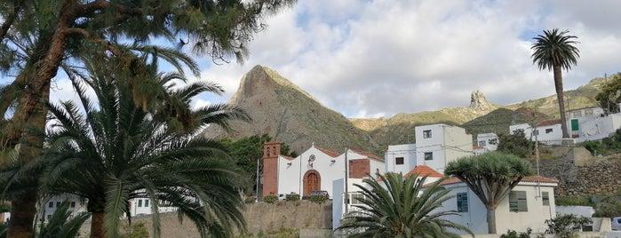 Taganana is one of Tempat yang Disukai Sasha.