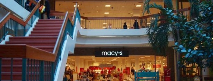 Macy's is one of Been Here.