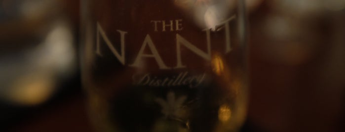 Nant Whisky Cellar & Bar is one of Adventure Time: Brisbane Edition!.