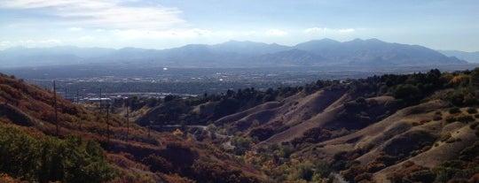 City Creek Canyon is one of Utah.