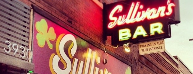 Sullivan's Bar is one of My Faves!.
