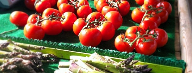 Fulton Street Farmer's Market is one of Posti salvati di Michael W..