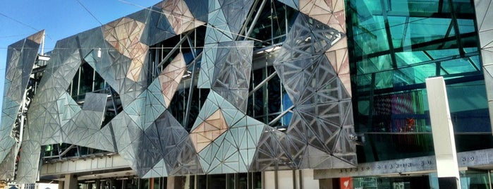 Australian Centre for the Moving Image (ACMI) is one of Travel Guide to Melbourne.