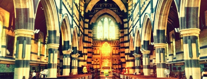 St. Paul's Cathedral is one of Places to visit in Melbourne.
