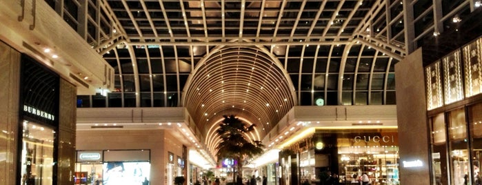 Chadstone Shopping Centre is one of Melbourne shop till you drop.