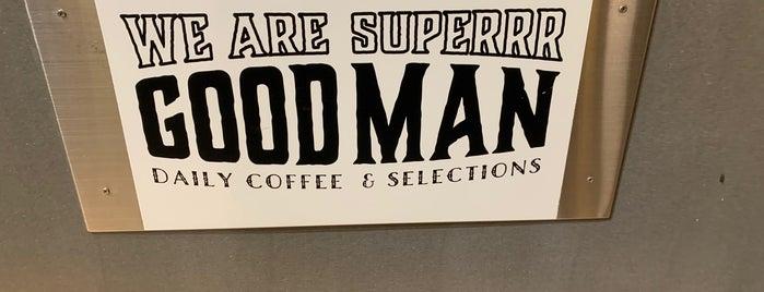 Goodman Roaster is one of สถานที่ที่บันทึกไว้ของ Teri.