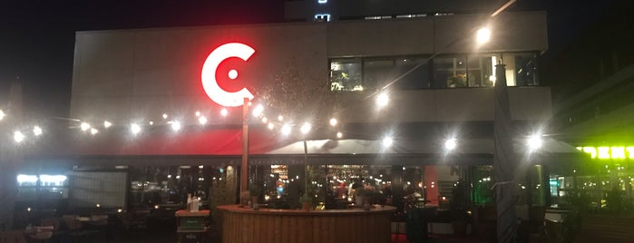 C Amsterdam is one of Diner (Amsterdam).