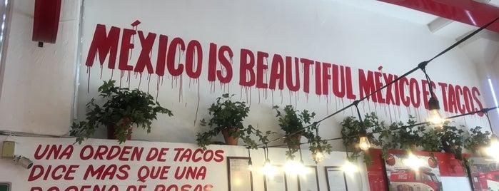 Amor y Tacos is one of Gespeicherte Orte von Adriana.