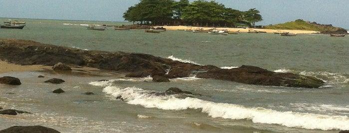 Praia do Grant is one of prefers.
