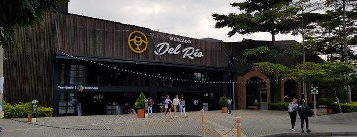 Mercado del Río is one of Medellín.