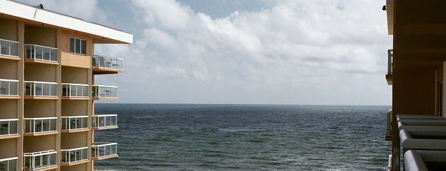 Fort Lauderdale Marriott Pompano Beach Resort & Spa is one of Posti salvati di Sergio.