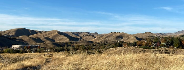Boise Foothills is one of My Boise To Do List.