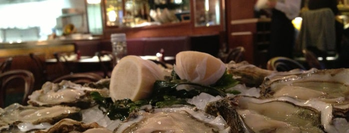 J Sheekey is one of ShuckerPaddy's Oyster Bars.