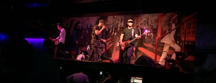 Indio Rock is one of สถานที่ที่ Anaa Christina ถูกใจ.