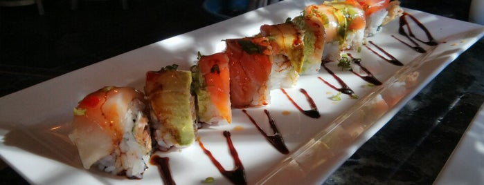 Off The Hook Sushi is one of CALIFORNIA!.