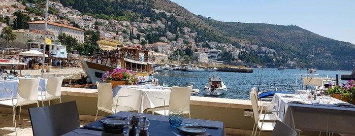 Restaurant Gradska Kavana is one of Dubrovnik.