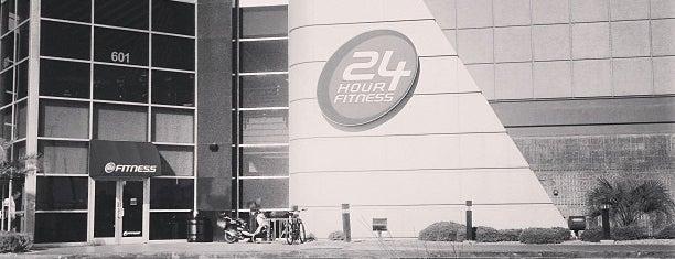 24 Hour Fitness is one of Thomas'ın Beğendiği Mekanlar.