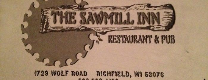 The Sawmill Inn is one of Locais curtidos por George.