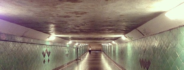 Spreetunnel Friedrichshagen is one of Rhysさんのお気に入りスポット.