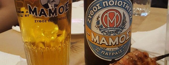 Ψητόπολις is one of Патры.