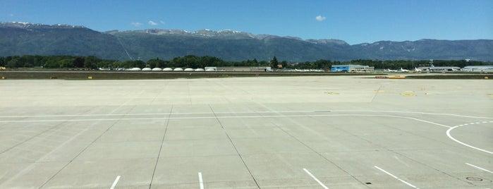 Gate D86 is one of Geneva (GVA) airport venues.